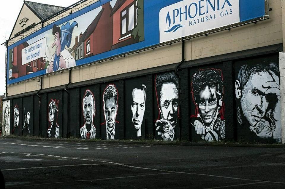 Seni Publik Terbaik di Belfast