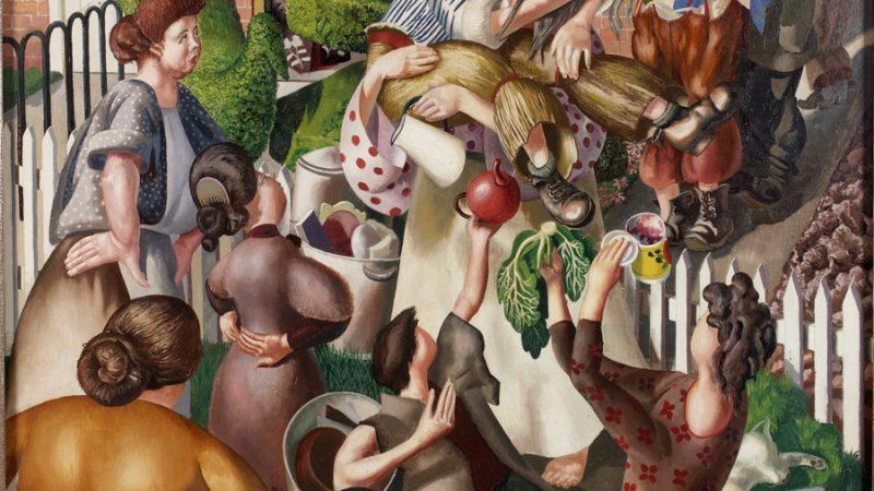 Pameran Seni Inggris Terbaik di Luar London