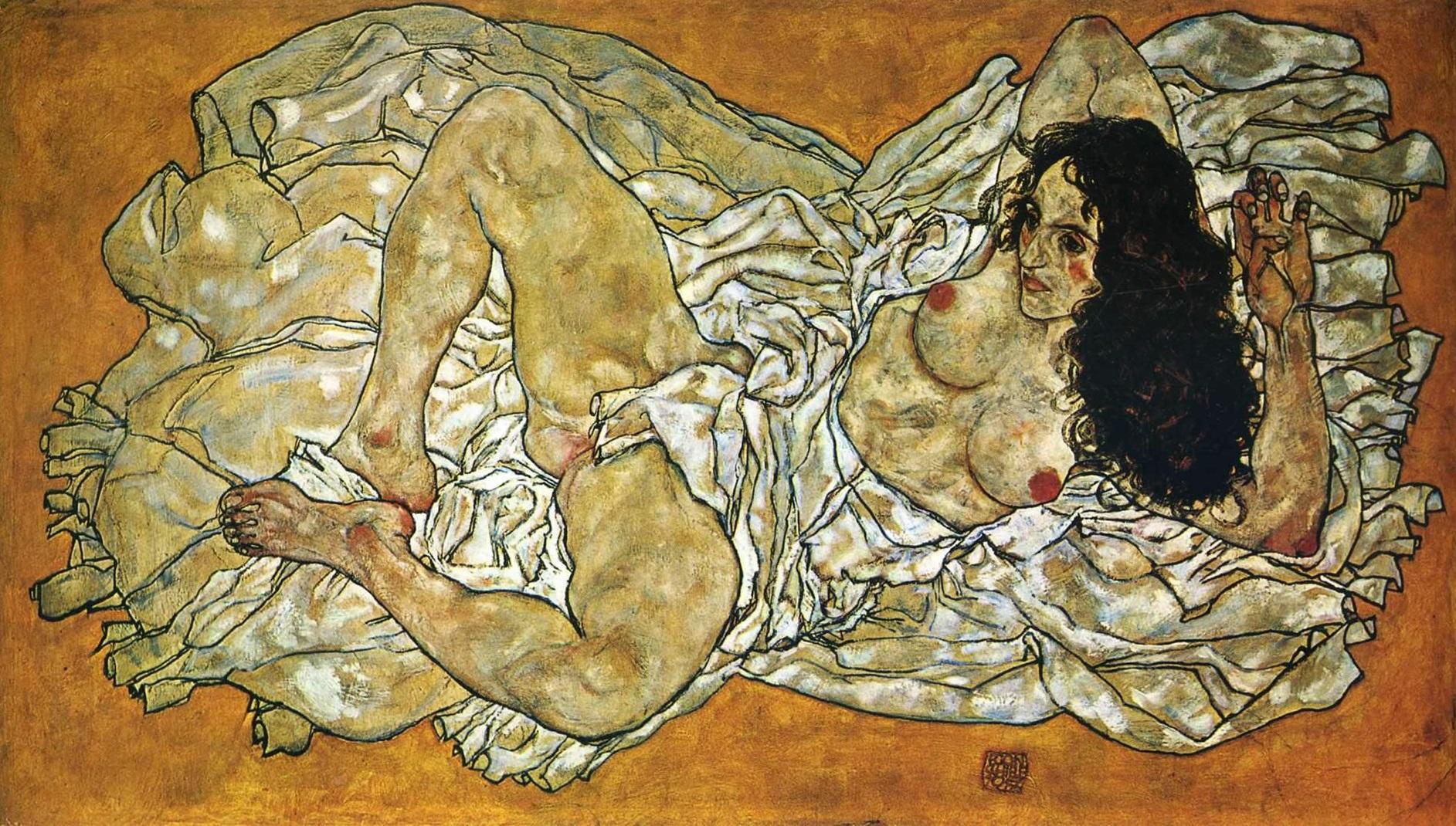 Mengetahui Karya Seni Oleh Egon Schiele 2