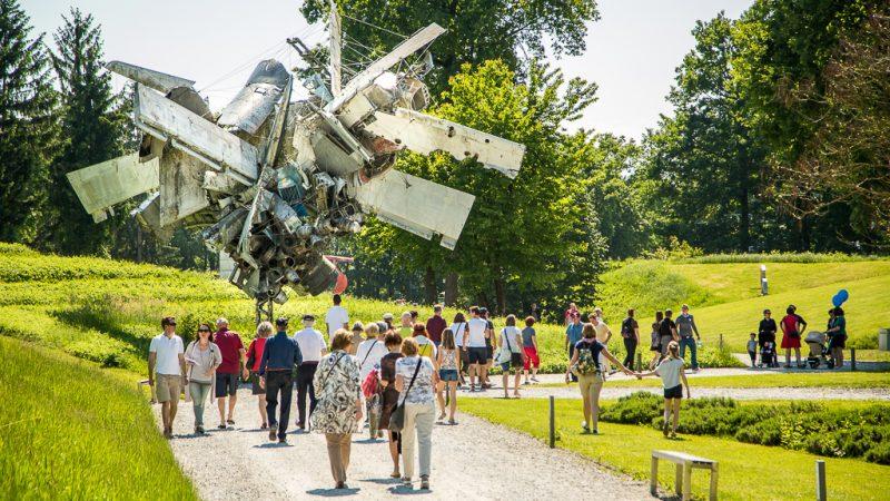 Berbagai Taman Seni Patung Menarik di Eropa