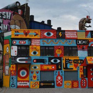 Tempat Dengan Seni Jalan Terbaik di Eropa